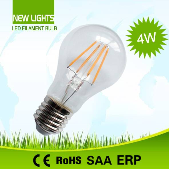 Hot sale led filament bulb
