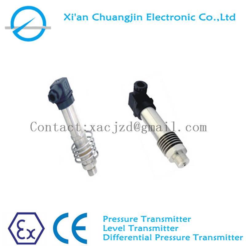 High temperature pressure transmitter
