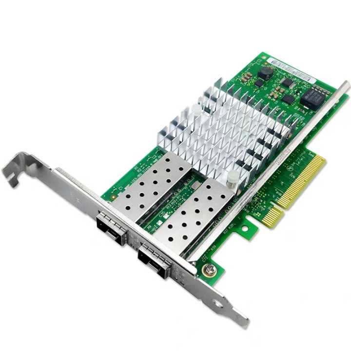 Intel X520-DA2 Ethernet Server Adapter 10Gbps Dual Port E10G42BTDA