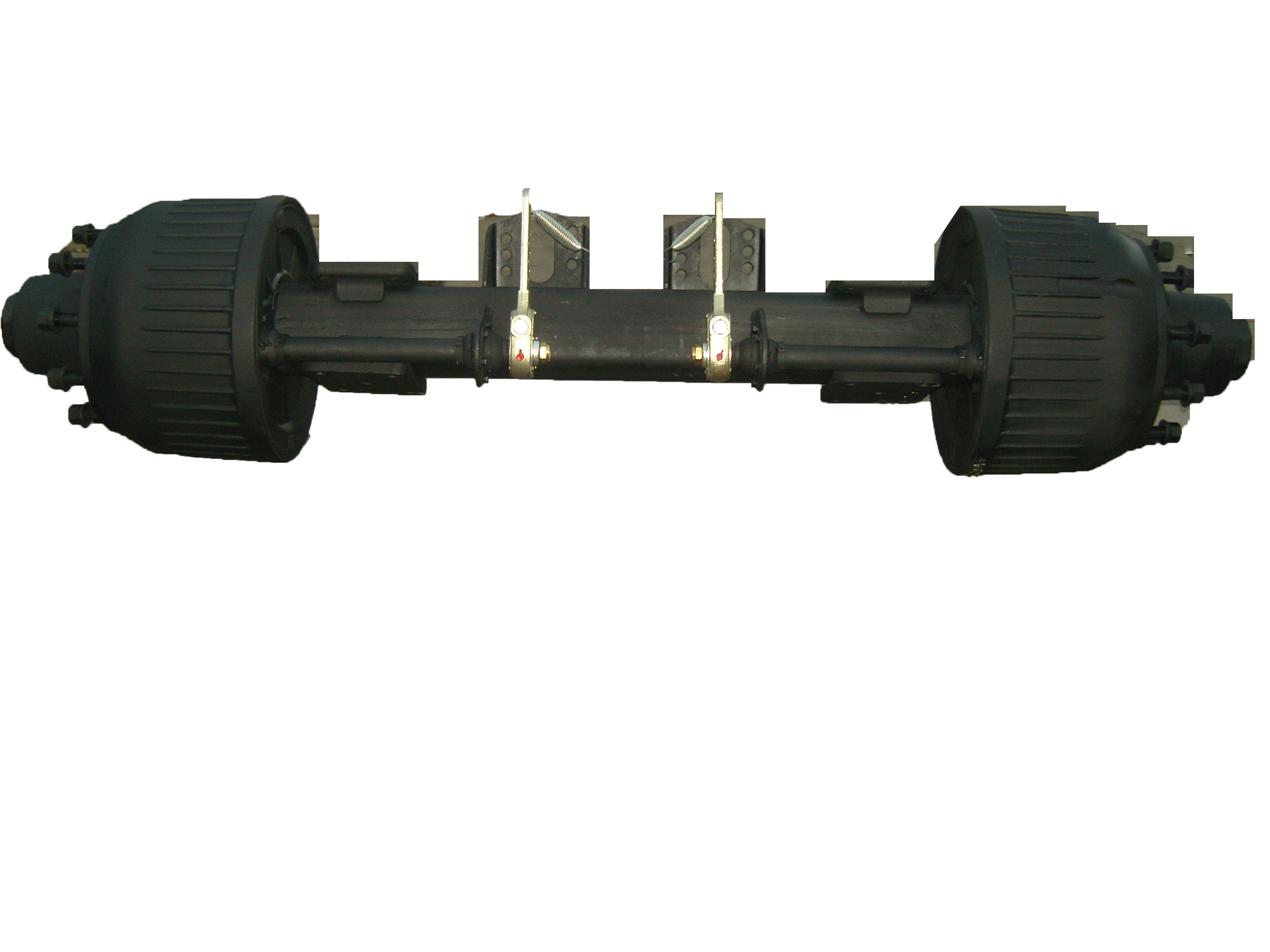 Hot sellling Trailer Axles 16 ton American type axles by Traielr axles manufacture