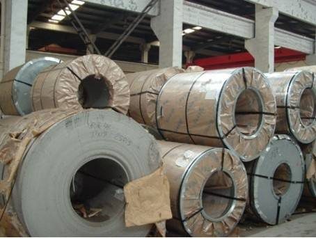 No. 1 Hot Rolled Stainless Steel Coil