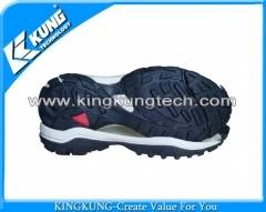 New Style shoe material EVA and TPR Outsole for Sport Shoes