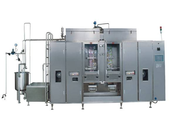 Aseptic carton filling machine JQ-3000