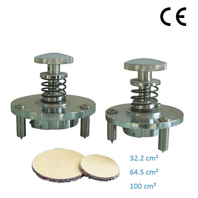 RT-415 Flat press sampler