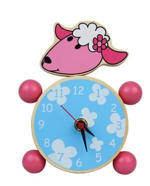 Table Clock-sheep