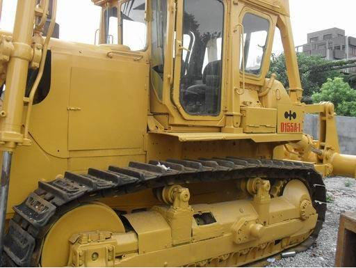 Japan Used Komatsu D155A-1 bulldozer with high quality for sale
