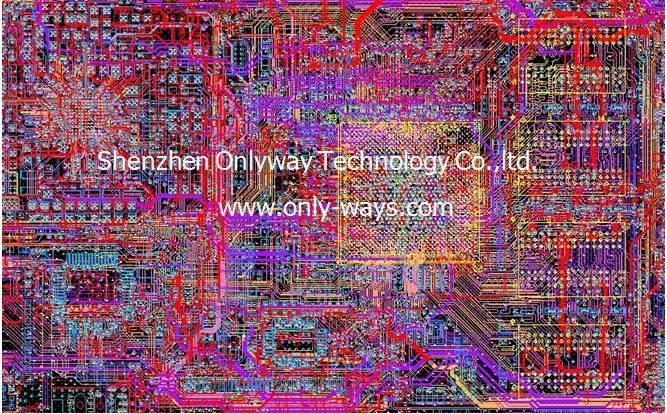 intel bay -trail-T pcb design,layout