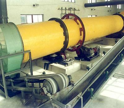 PFR cement cooler