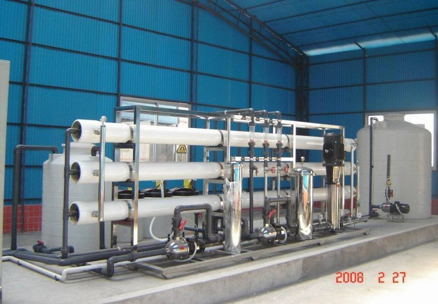 15T/H RO water purifier system, RO water system