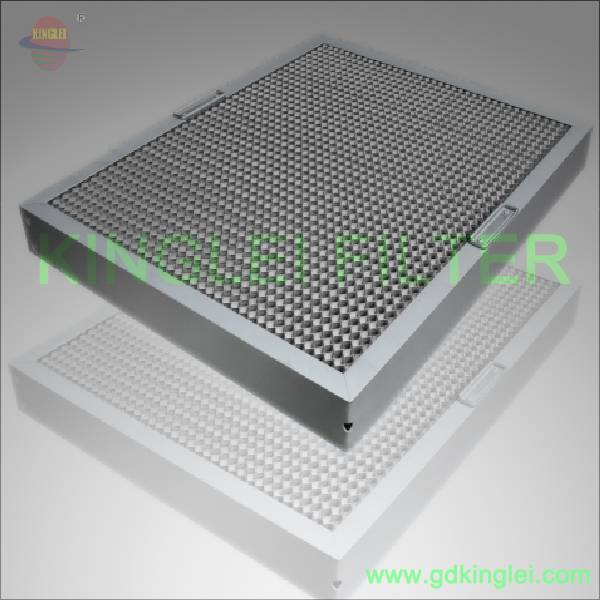 aluminum commericial kitchen filter