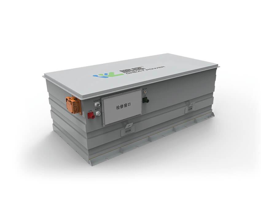 539.6V 302KWH-Anti-dust Car