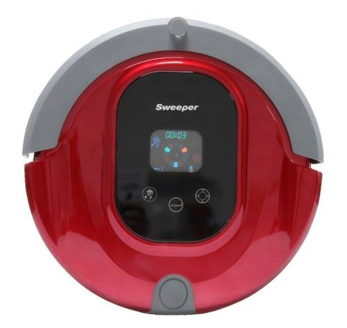 Vacuum Cleaning Robot V7 Application to Clean carpet,dog hair