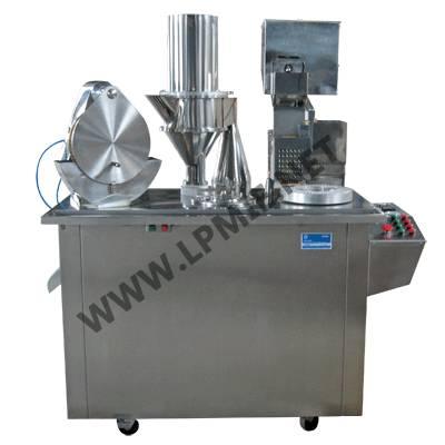 CGN-208D Semi-Automatic Capsule Filling Machine