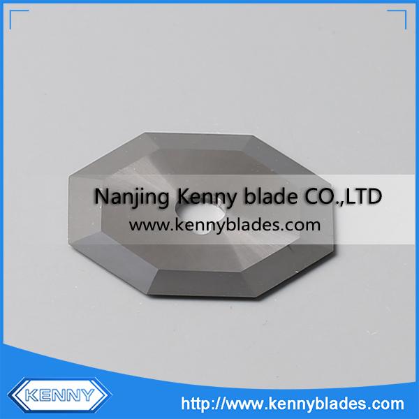 Customized Circular Tungsten Carbide Z50,Z51,Z52 Octagonal Blade