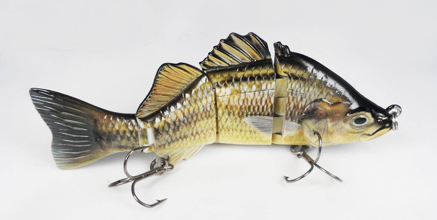 Factory price Hard Plastic Lures For Fishing