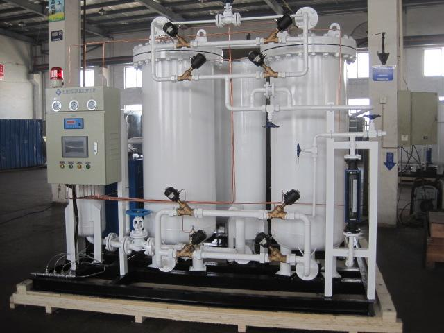 Capsule Production Line Medical Oxygen Generator / Oxygen Generation System