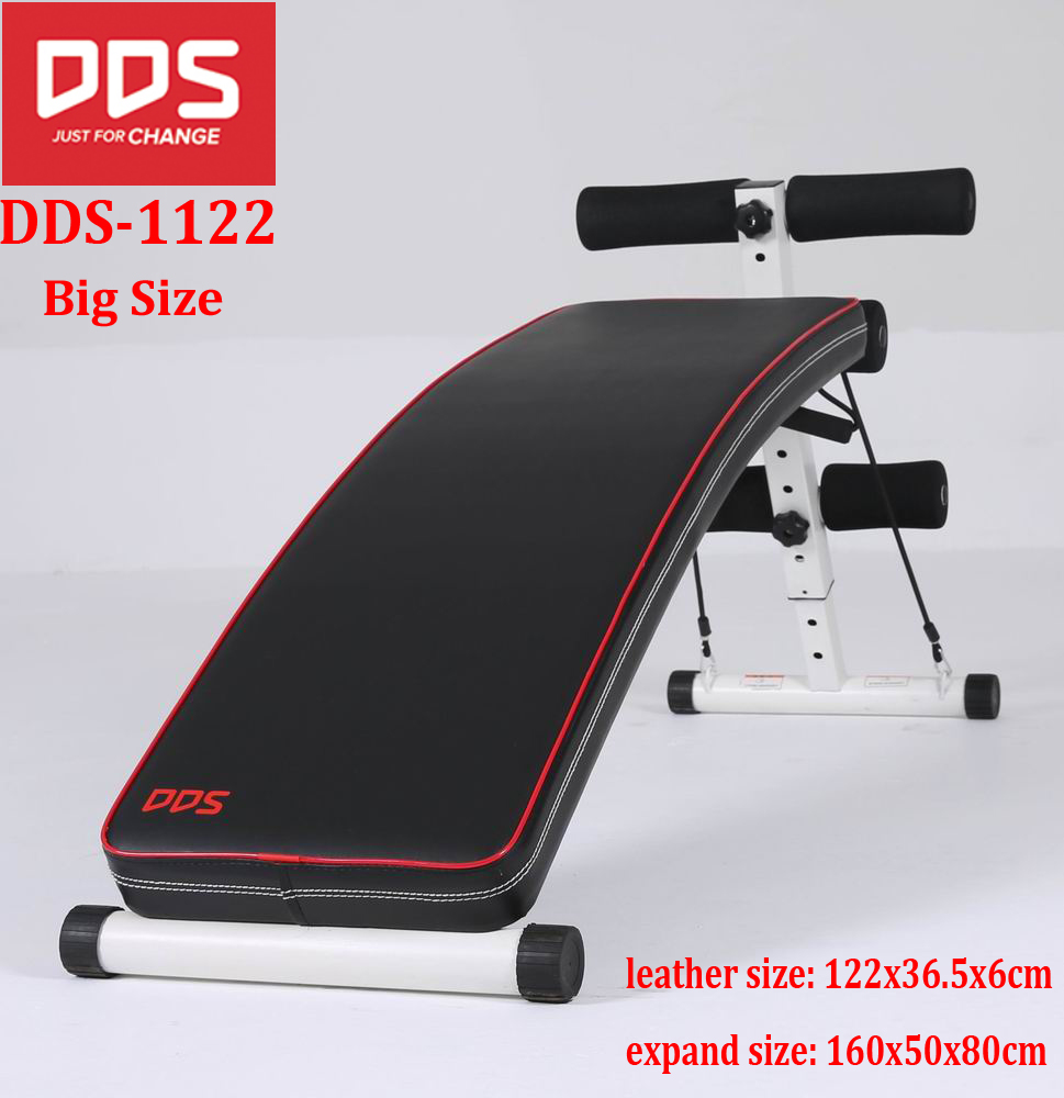DDS 1122 Abdominal training equipment ab chair sit up bench gym bench equipment