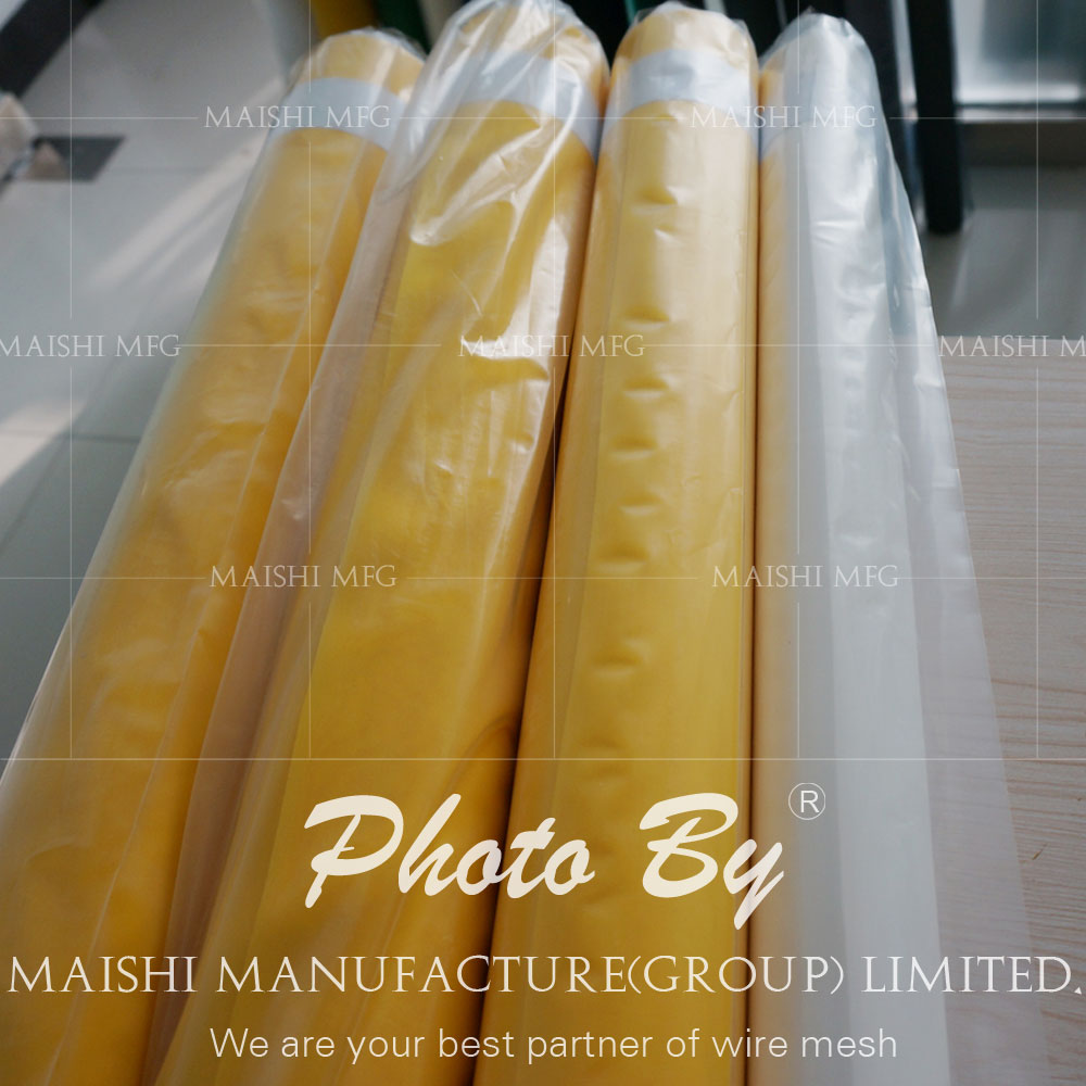 monofilament nylon printing mesh