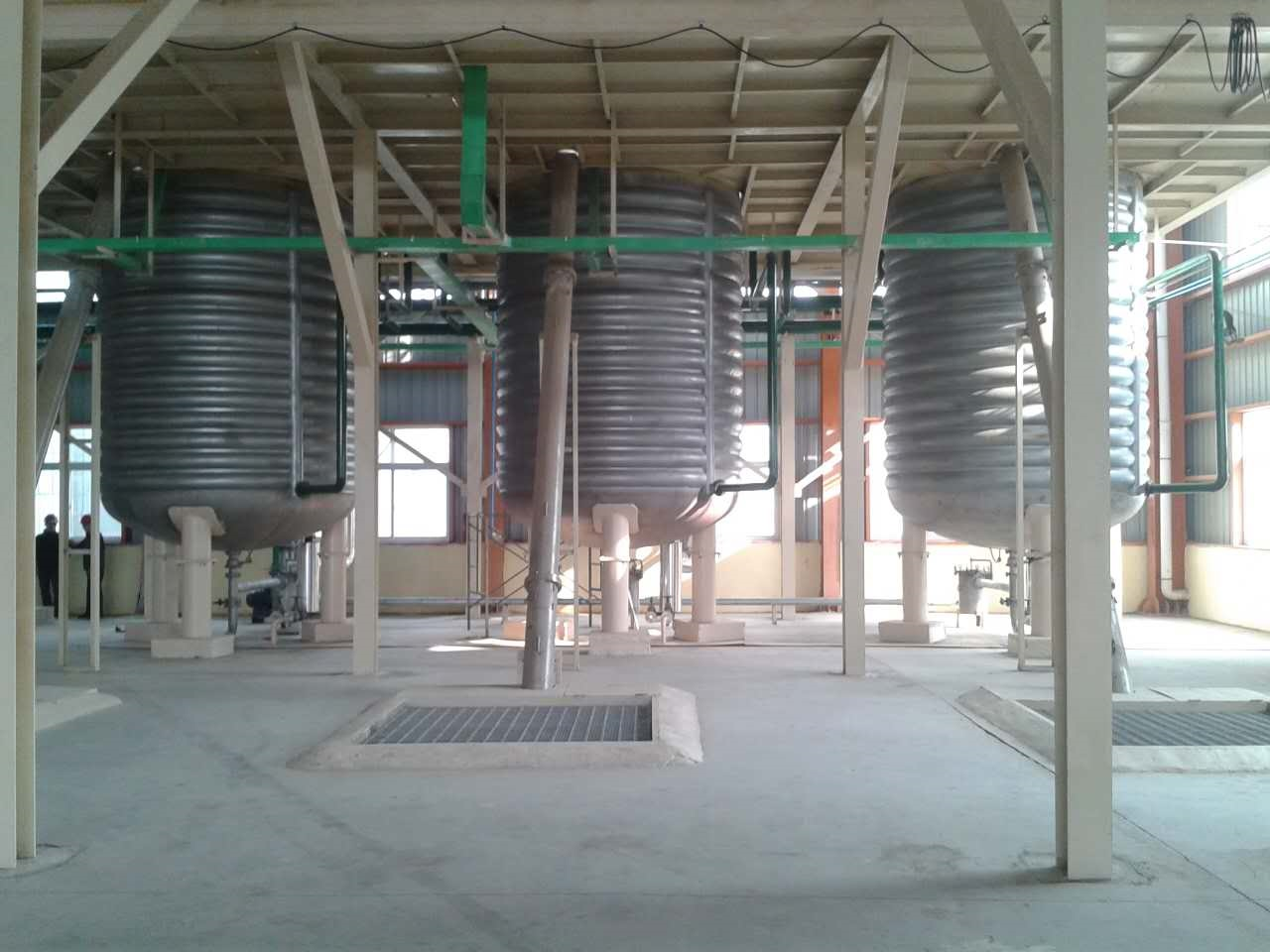 Urea Formaldehyde (UF) Glue Plant