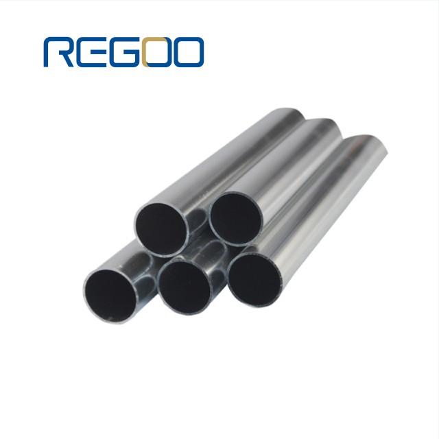 Aluminium Round Tube/Pipe for Construction