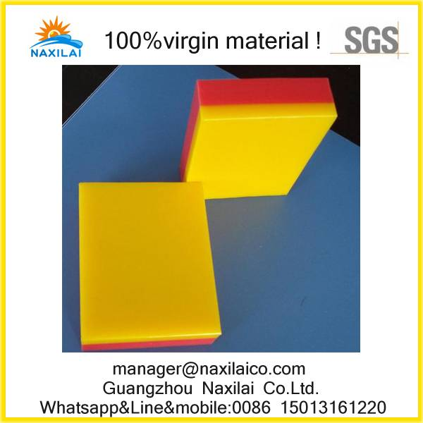 HDPE sheet cut to size