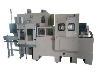 Cylinder Deburring Machine