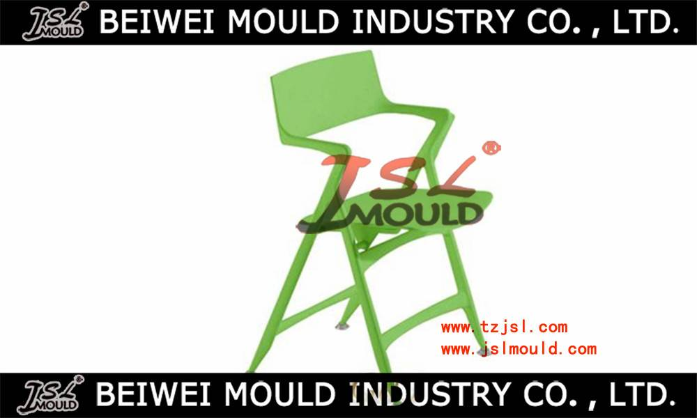 Custom Design Folding Chair Plastic Injection Mould