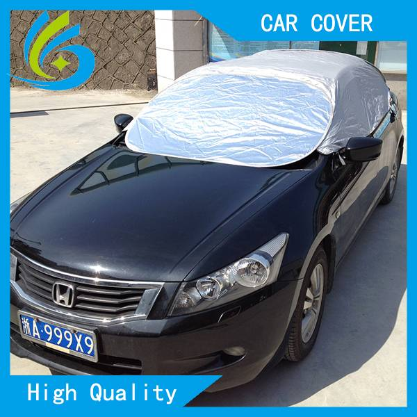 easy folding car sun shade fast cover