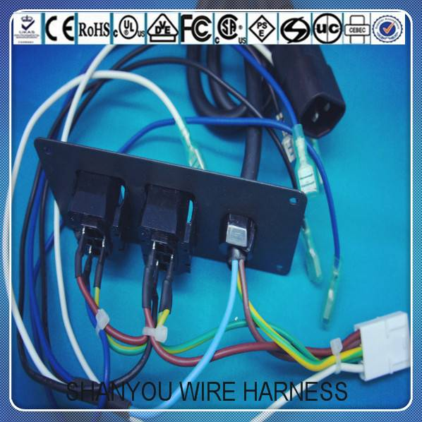 custom cable assembly for pcb manufacturer