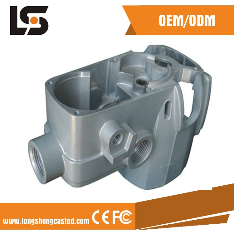 Aluminum Die Cast Auto Parts