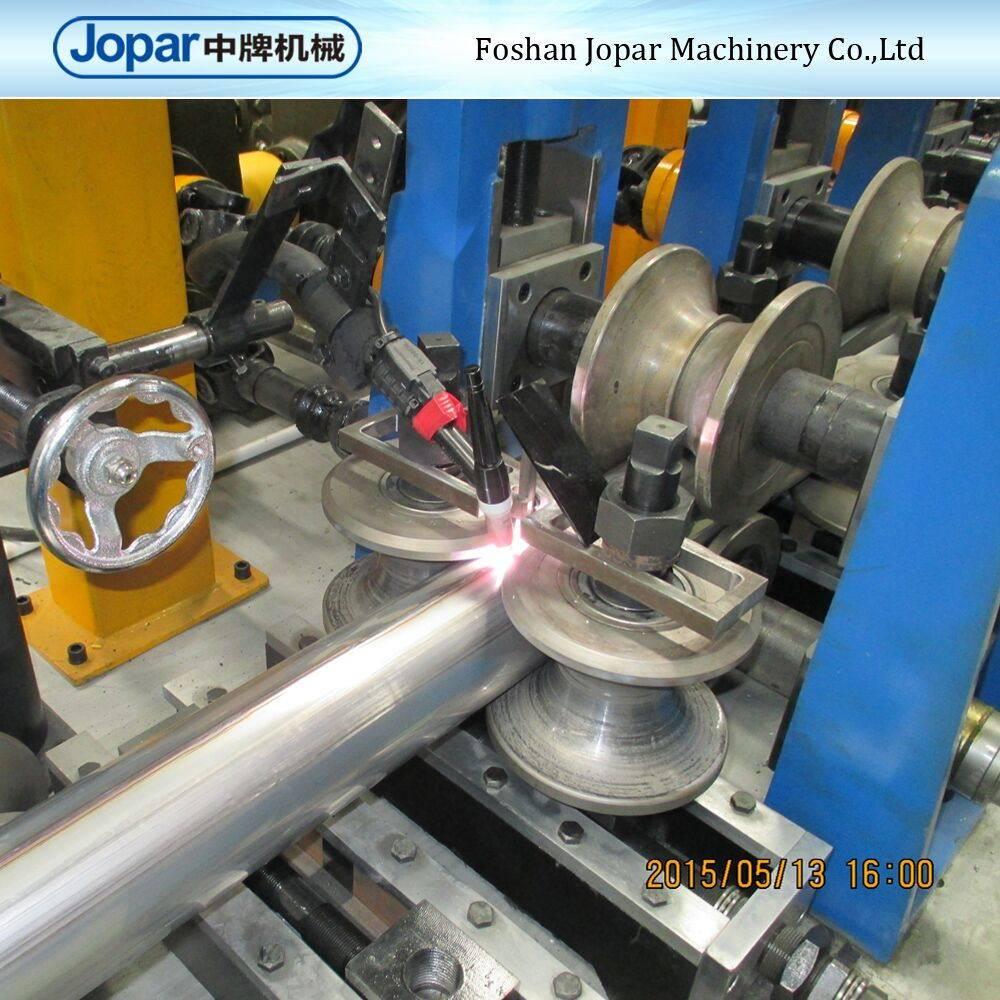 Foshan Jopar Stainless steel welding pipe making machine for sale