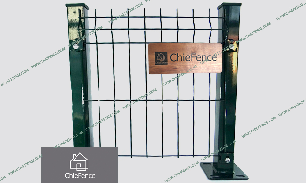 3D Curved Welded Wire Fence3D Curved Welded Wire Fence