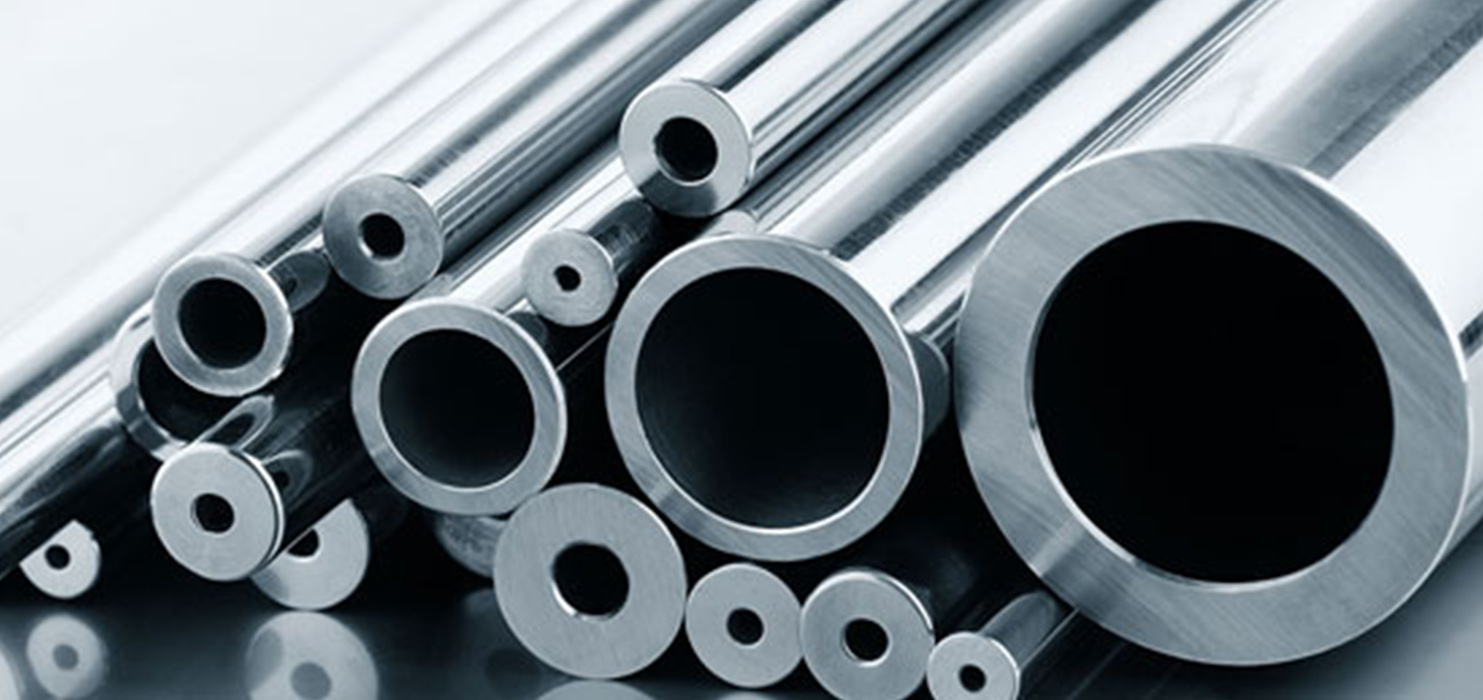 Stainless Steel Seamless Pipes, Tubes