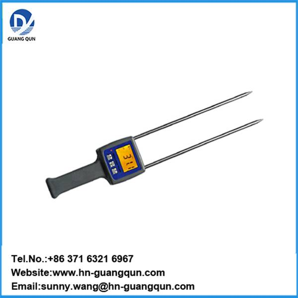 TK100W Portable Wood Moisture Meter with Electrical Resistance Method, Automatic temperature Compens