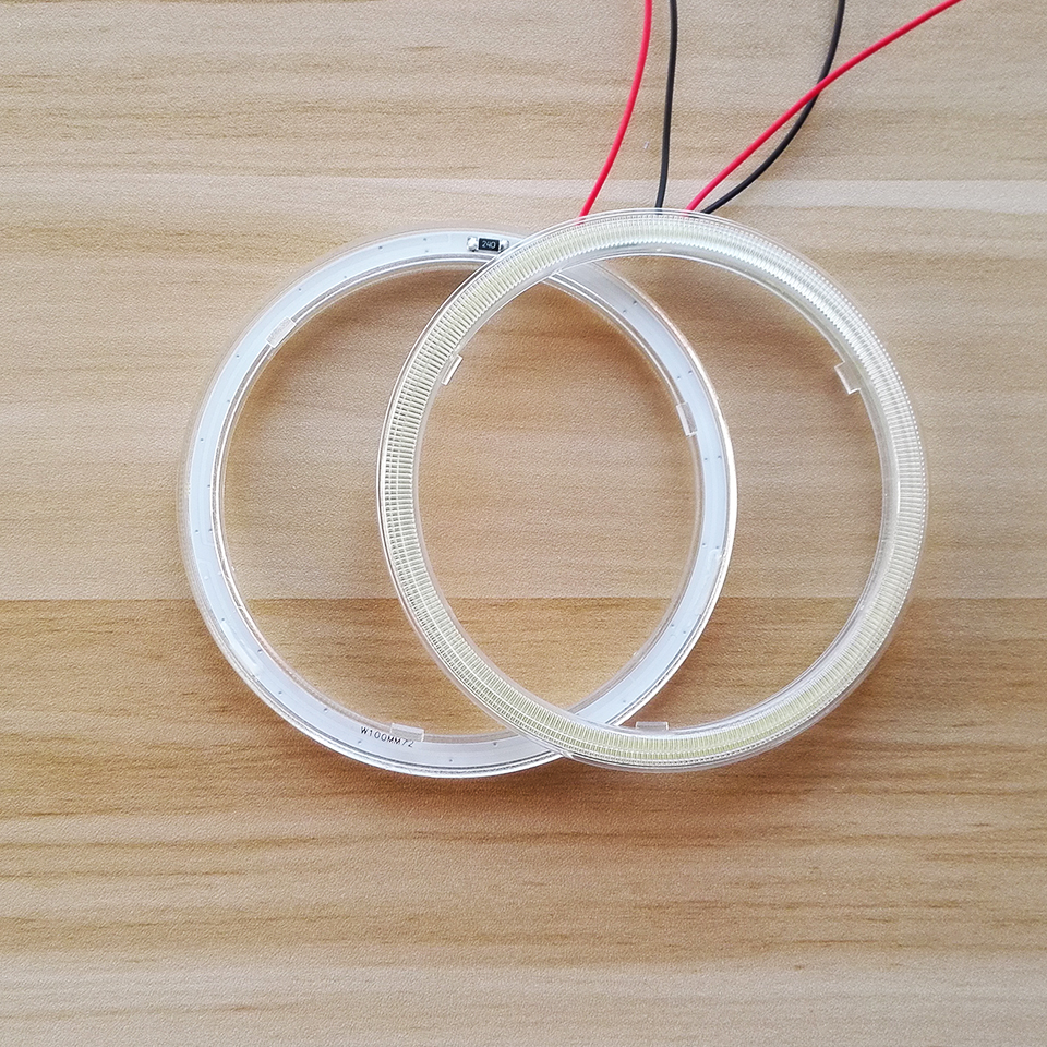 Wholesale 100mm Angel Eyes 12V DRL Halo Ring