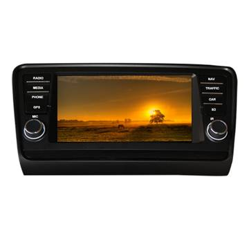 VW SKODA OCTAVIA touch screen car dvd player _car gps navigation Made in China