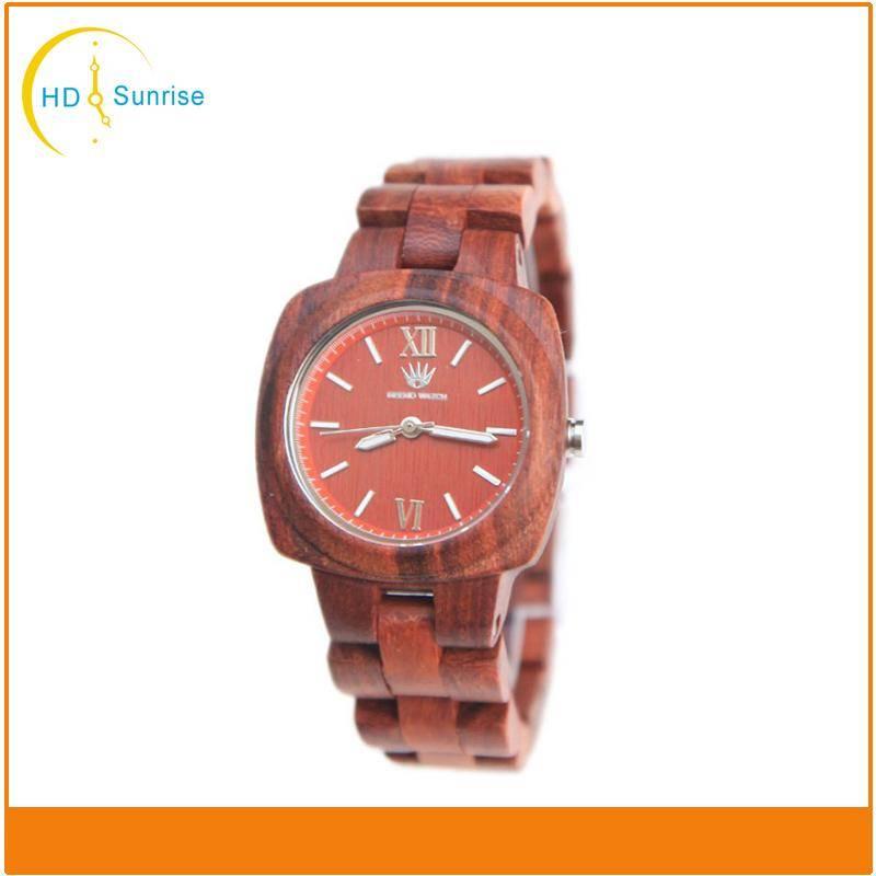 High Quality Fashion Quartz Bamboo Watch Mens Brand Custom Logo We Wood Wrist Watch
