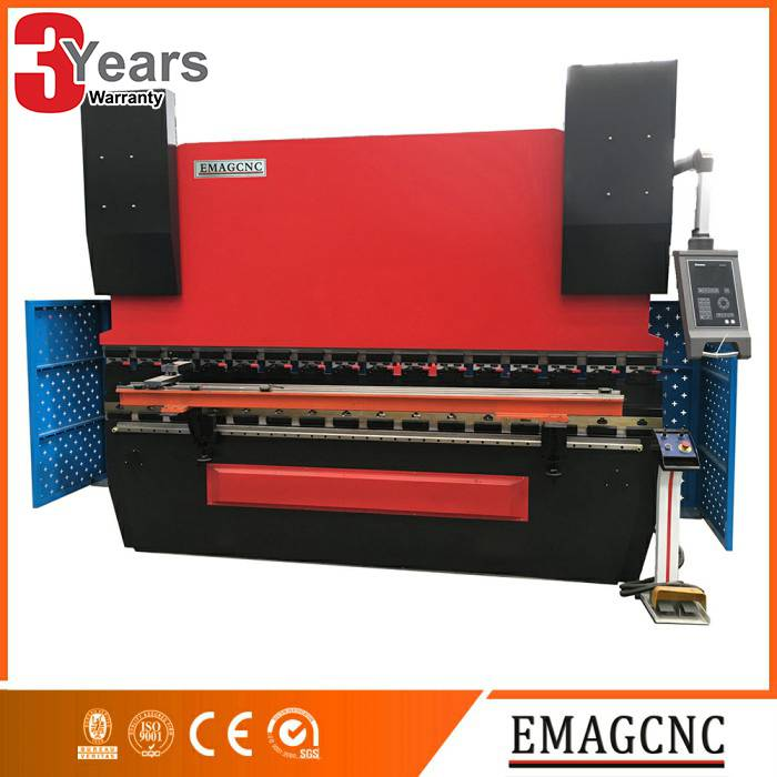 medium size 200T 5000 electric CNC plate bending machine for lampshade