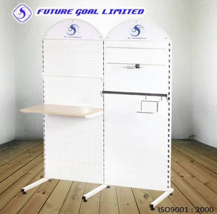 Multi-Function Metal Display Stand / Garment Rack
