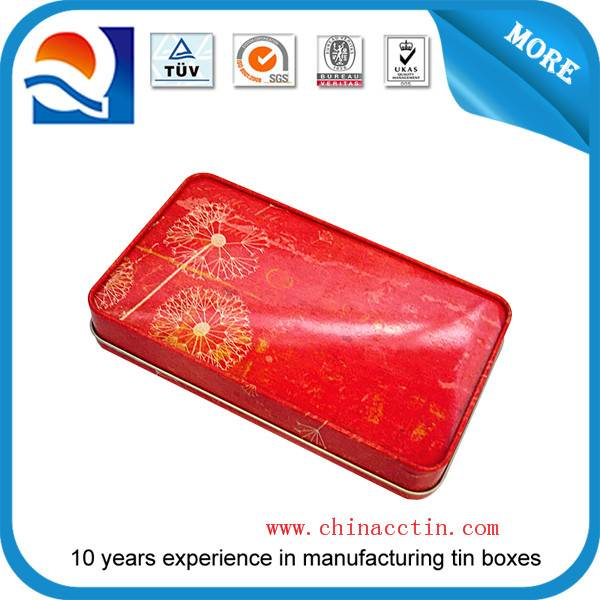 Chocolate Packaging Metal Box