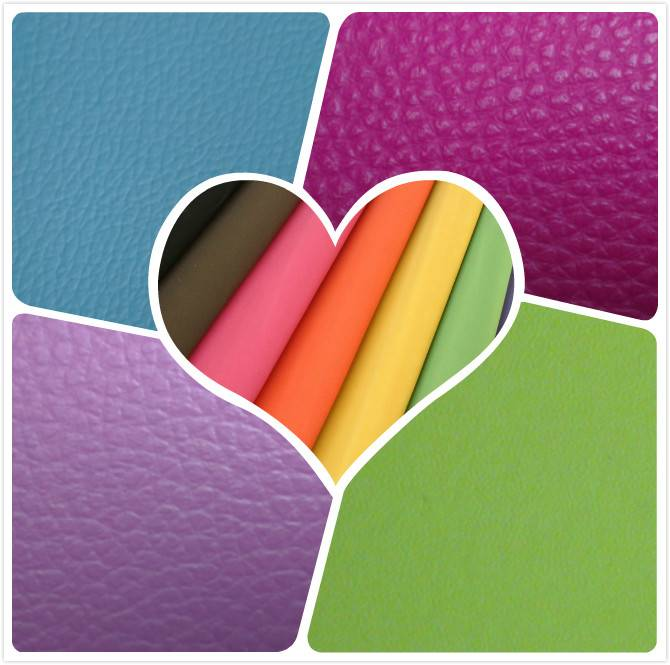 Furnishing PVC leather