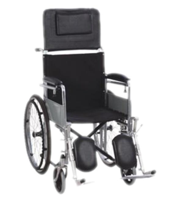 XSG107 Folding Aluminium Manual Wheelchair for Patient