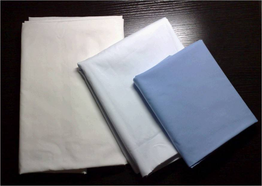 T/C 65/35 45*45 110*76 57/58 Dyeing Fabric
