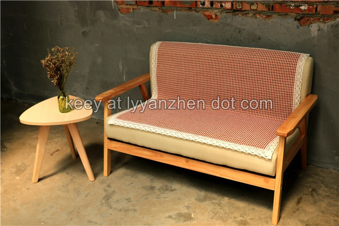 High quality cheap price cotton woven sofa cover