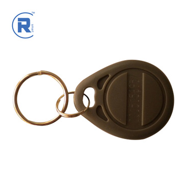 High quality custom iso14443b 13.56mhz rfid keyfobs Chinese Factory
