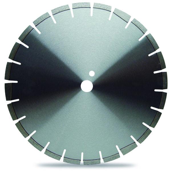 laser segmented blade