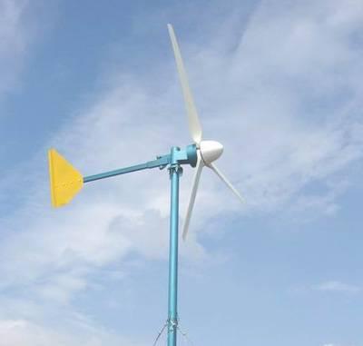horizontal axis wind power genenrator 600W