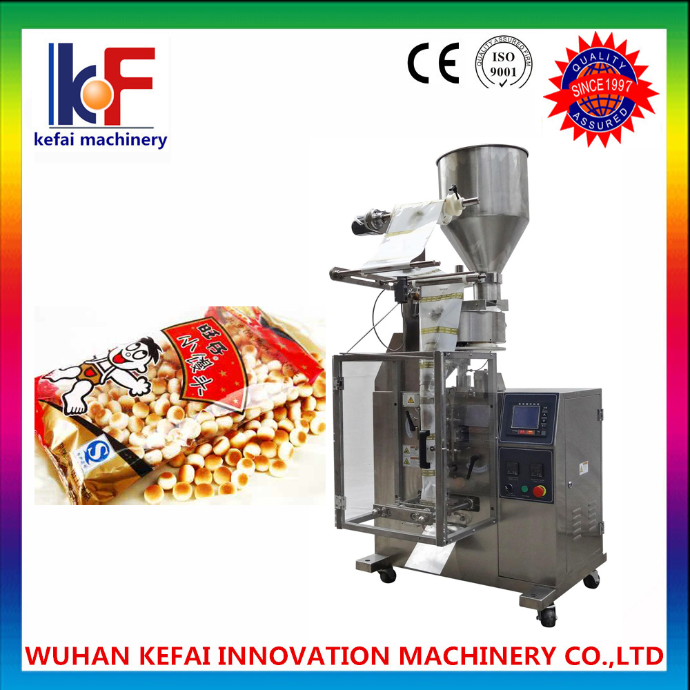 factory price granule sachet packing machine with CE, ISO9001