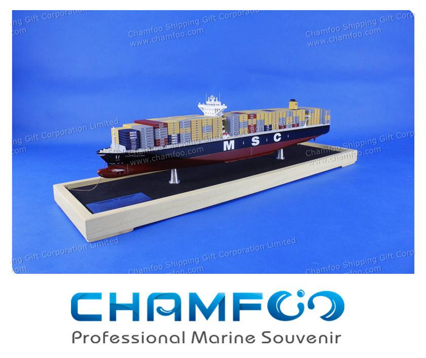 61cm Alloy Ship Hull
