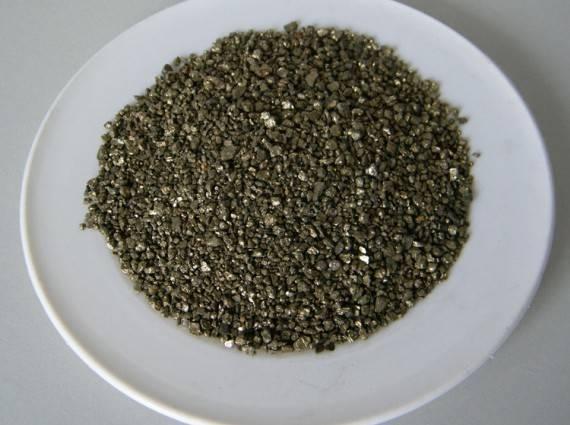 Iron Sulfide, Pyrites